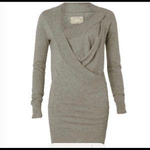 All Saints Tane Long Sleeve Sweater Dress